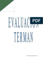 Cuadernillo Terman
