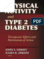 John a Hawley_ Juleen R Zierath-Physical Activity and Type 2 Diabetes _ Therapeutic Effects and Mechanisms of Action-Human Kinetics (2008)