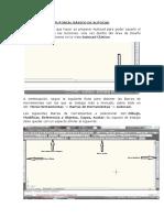 Configuración Básica de AutoCAD