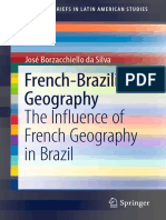 (SpringerBriefs in Latin American Studies) José Borzacchiello Da Silva (Auth.)-French-Brazilian Geography_ the Influence of French Geography in Brazil-Springer International Publishing (2016)