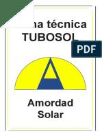 Ficha Técnica TUBOSOL
