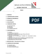 Procedimento de Aplicacao Do Sistema Torofita