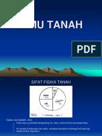 PB02 - ILMU TANAH