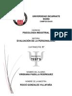 Universidad Incarnate Word Portada
