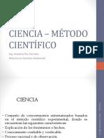 CIENCIA _ MÉTODO CIENTÍFICO