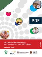 CSPPA Volunteer Report 2