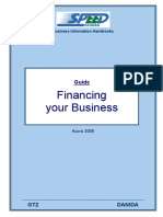 Financing Your Business In Ghana