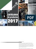 Catálogo Seguridad Industrial