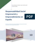 Responsabilidad Social y Emprendimiento
