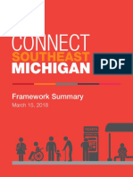 """Connect Southeast Michigan"" transit plan"