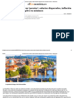 La República Checa, Un 'Paraíso'_ Salarios Disparados, Inflación Bajo Control y Desempleo en Mínimos - ElEconomista.es