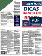 Jornal de Dicas Banco Do Brasil 2015 PDF