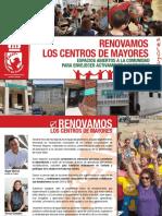 MAYORES | Renovamos los Centros de Mayores de Coslada