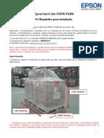 Pre Requisitos Para Instalação F6070_F6200