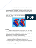 Koarktasio Aorta, stenosis pulmonal, stenosis aorta.docx