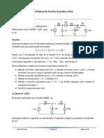Problemas de Circuitos de Primer Orden v-113 SP