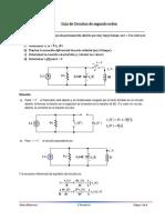 Problemas de Circuitos de Segundo Orden v-113 SP