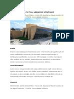 Centro Cultural Mexiquense Bicentenario