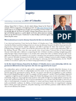 Profile in Public Integrity-Karl Racine