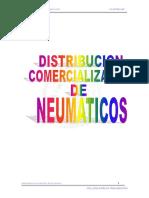 Distribucion comercializacion de neumaticos