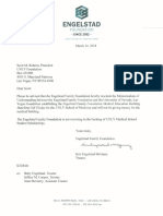 Engelstad Family Foundation Letter of Rescission 03-14-18
