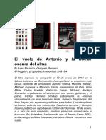 EL VUELO DE ANTONIO Y LA NOCHE OSCURA DEL ALMA DIG..pdf