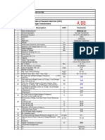 Data Sheet 630kva 33kv Cu f 90 Ip23