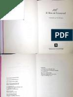 El Libro de Emmanuel. Pat Rodegast
