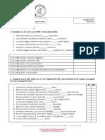 17 Esercizi Grammatica A2 Comparativi