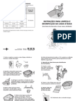 Folder Limpeza Caixa 2011