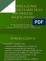 MANIFESTACIONES EXTRAARTICULARES DE LA ESPONDILITIS ANQUILOSANTE.ppt