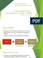 Requisitos para Edificaciones Sostenibles en el Trópico -.pptx
