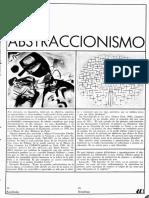 Abstraccionismo Revista