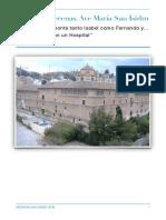 Guión literario Hospital Real de Granada