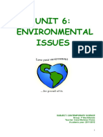 Environmental Issues 1