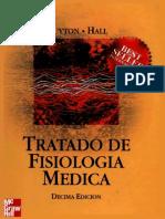 Tratado de Fisiología Medica, 10ma Edición - Arthur C. Guyton