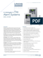 E85005-0135 -- IO Series Intelligent Fire Alarm Systems
