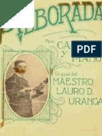 Alborada - Lauro D Uranga