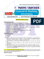 Ibps Po Mains Cracker - 2016