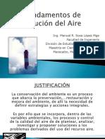 2018 03 10 Presentación de Curso Polucion Del Aire