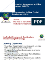 Lecture 7- The Role of Market Research in NPD.pptx