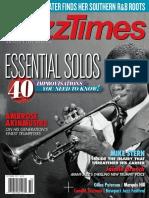 JazzTimes October 2017