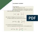 Resumen Reacciones de Alquenos y Alquinos