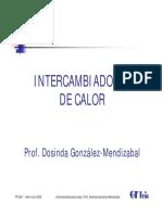 Clases Intercambiador I
