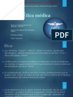 Ética médica