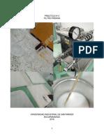 Informe Filtro Prensa
