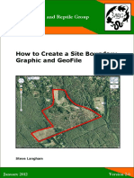 Drawing Site Boundaries