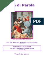 Sete di Parola - III settimana Quaresima - B.doc