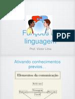Funções da linguagem - Slides.