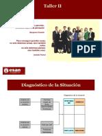 Taller II FODA-Objetivos-Líneas de Acción-Tareas